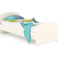 Кровать Мебельный двор С МД крепыш дуб