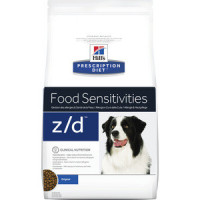 Сухой корм Hill's Prescription Diet z/d Food Sensitivities