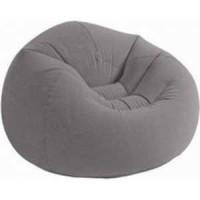 Надувное кресло Intex флокированное 107х104х69см, (68579NP)