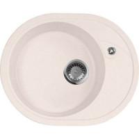 Кухонная мойка AquaGranitEx M 18L (311) светло