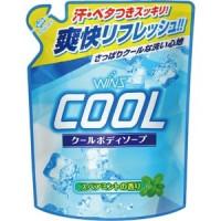 Гель для душа WINS ''Cool'' освежающий с ментолом