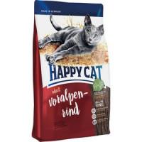 Сухой корм Happy Cat Adult Bavarian Beef альпийская