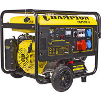 Генератор бензиновый Champion GG7501E 3