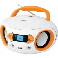Магнитола BBK BS15BT white/orange