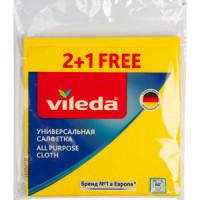 Салфетка VILEDA универсальная вискозная 36х38 см