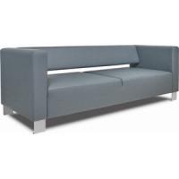 Трехместный диван Euroforma Горизонт шерсть искусственная Kardif,
