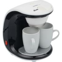Кофеварка FIRST FA 5453 2 White/black