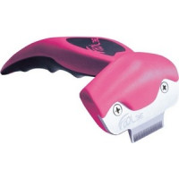 Фурминатор FoOLee One XS 3,1см розовый