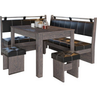 Кухонный уголок Это мебель Остин венге/браун