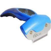Фурминатор FoOLee One Small 4,5см синий