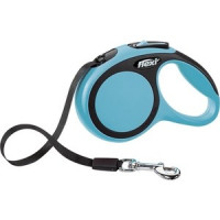 Рулетка Flexi New Comfort XS лента 3м синяя