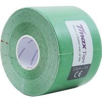 Тейп кинезиологический Tmax Extra Sticky Green