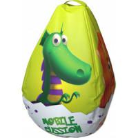 Мешок Рюкзак Подушка Dino Baby (желтый)