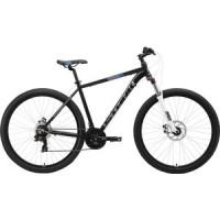 Велосипед Stark Hunter 29.2 D (2019) чёрный/серый/синий