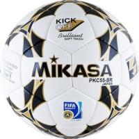 Мяч футбольный Mikasa PKC55BR 1, р.5, серт.