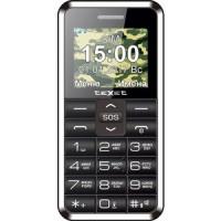 Мобильный телефон TeXet TM 101 черный