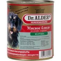 Консервы Dr.ALDER's Мясное блюдо алдерс гарант