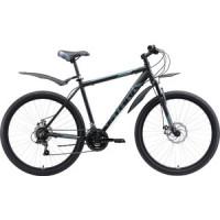 Велосипед Stark Tank 27.1 D (2020) чёрный/серый