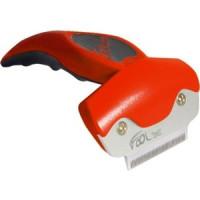 Фурминатор FoOLee One Small 4,5см красный