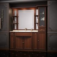 Мебель без раковины и столешницы Opadiris Корсо