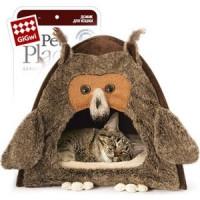 Домик GiGwi Сова для кошек и собак