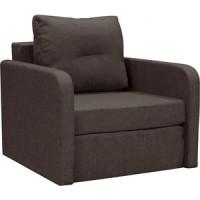 Кресло кровать Шарм Дизайн Бит 2 шоколад