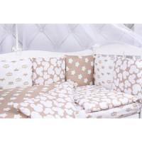 Комплект в кроватку AmaroBaby 15 предметов (3+12