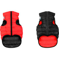 Курточка CoLLaR AiryVest двухсторонняя красно черная размер