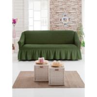 Чехол для дивана Juanna (8122 оливковый)