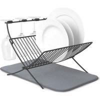 Сушилка для посуды с ковриком Umbra Xdry