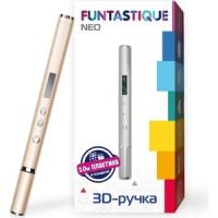 3D ручкa Funtastique FPN02G золотой