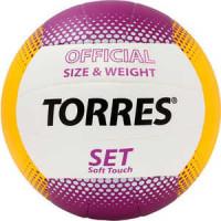Мяч волейбольный Torres любительский Set арт. V30045,