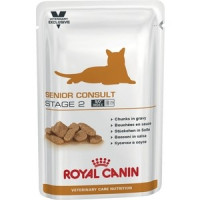 Паучи Royal Canin ВКН Senior Consult Stage
