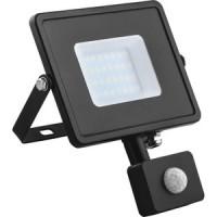 Светодиодный прожектор с датчиком Feron LL907 29557