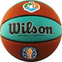 Мяч баскетбольный Wilson VTB Replica ASG