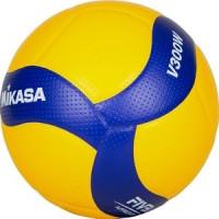 Мяч волейбольный Mikasa V300W реплика мяча FIVB