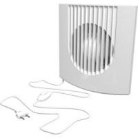 Вентилятор Era осевой вытяжной с сетевым кабелем