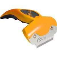 Фурминатор FoOLee One Small 4,5см оранжевый