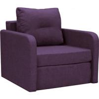 Кресло кровать Шарм Дизайн Бит 2 фиолетовый