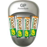 Зарядное устройство и аккумулятор GP PowerBank PB27GS270