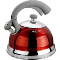 Чайник со свистком 2.5 л Vitesse Lishan