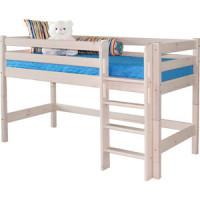 Детская кровать Мебельград Соня с прямой лестницей