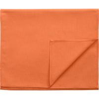 Дорожка на стол оранжевого цвета 45х150 Tkano