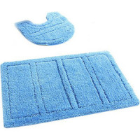 Коврики для ванной и туалета IDDIS Blue
