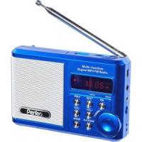 Портативная колонка Perfeo Sound Ranger blue
