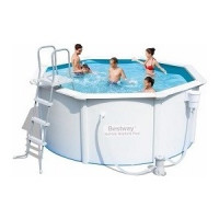 Каркасный бассейн Bestway 56563 BW, Стальной Hydrium Pool
