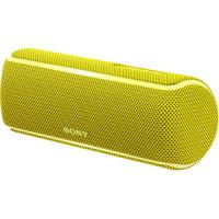Портативная колонка Sony SRS XB21 yellow