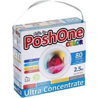 Стиральный порошок Posh One для цветного белья, концентрированный,