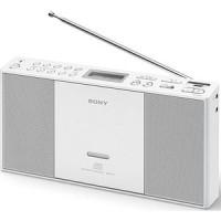 Магнитола Sony ZS PE60 white
