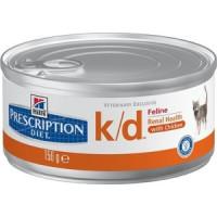Консервы Hill's Prescription Diet k/d Kidney Care with